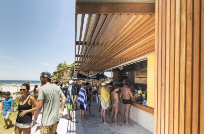 Tamarama Beach Kiosk