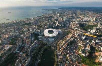 The Itaipava Arena Fonte Nova