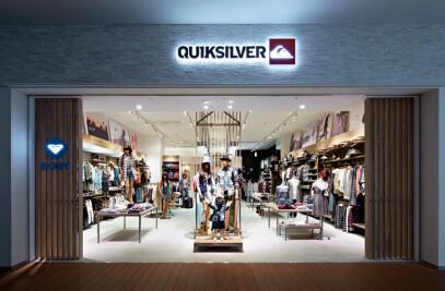 Quiksilver Store Toyosu
