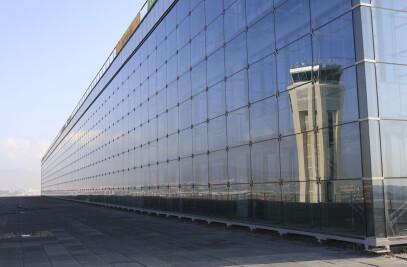 New Terminal Airport Malaga
