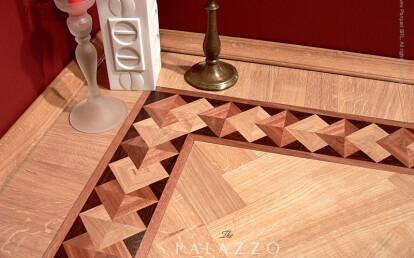 Hardwood Floor Borders The Palazzo