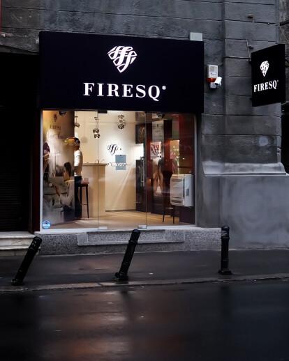 Firesq Jewelry Shop Glamshops Archello
