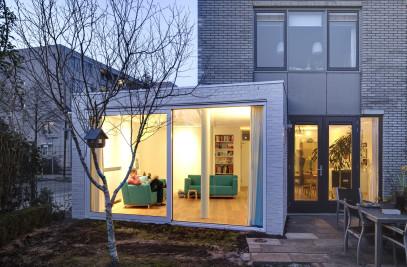 Home extension Steve Bikostraat Utrecht