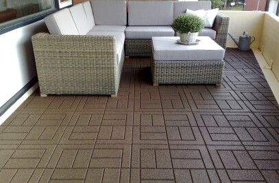 Cushion Walk Tiles