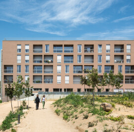 Social housing for people over 65 in Girona