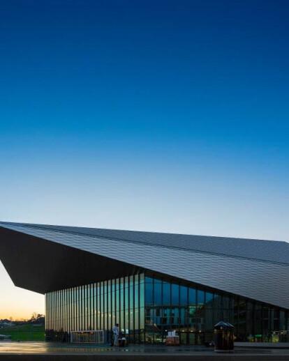 Swiss Tech Convention Center