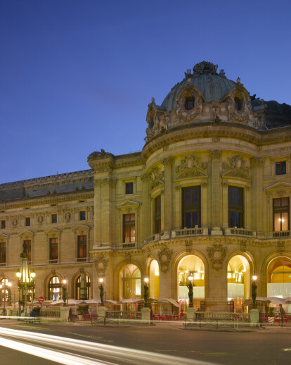Phantom - Restaurant of the Garnier Opera