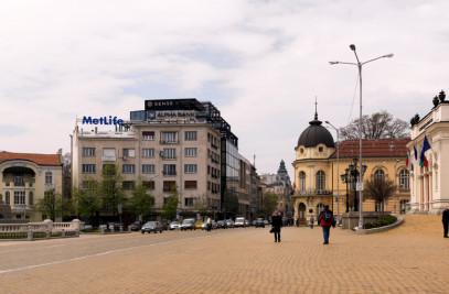 Hotel in Sofia