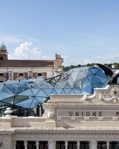 Refurbishment of the ex Unione Militare building