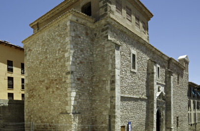 Restoration and Adaptation of a 16th century Chapel in Brihuega