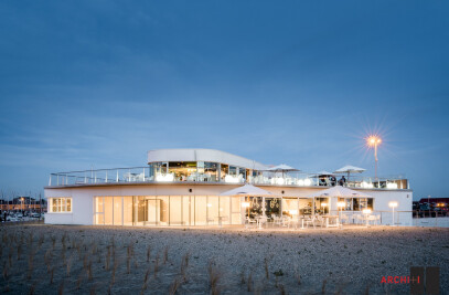 A clubhouse for VVW Blankenberge