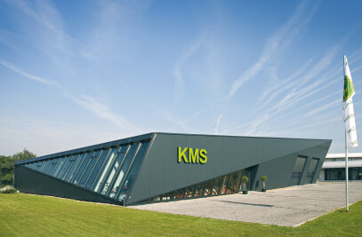 KMS machine hall