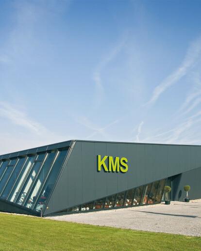 KMS machine hall