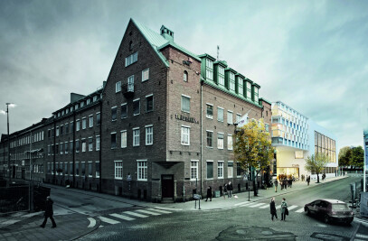 University Building in Sweden