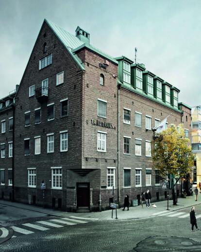 University Building in Sweden