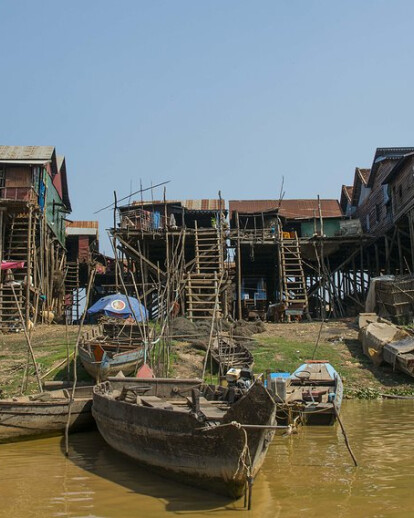 "#3 Teaser - Tonlé Sap Lake - Cambodia ""Film documentary about habitat around Earth"""