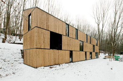 Bamboo House – Rotselaar