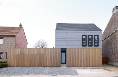 Renovation Private House – Tienen