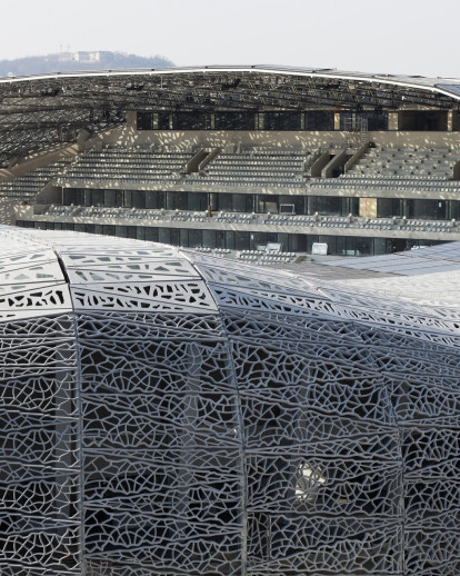 Jean Bouin stadium