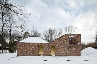 House for P - Keerbergen