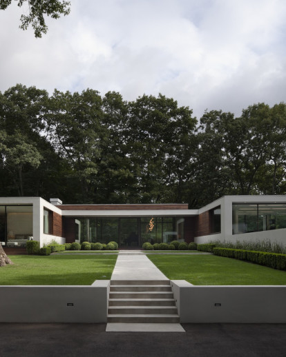 New Canaan Residence