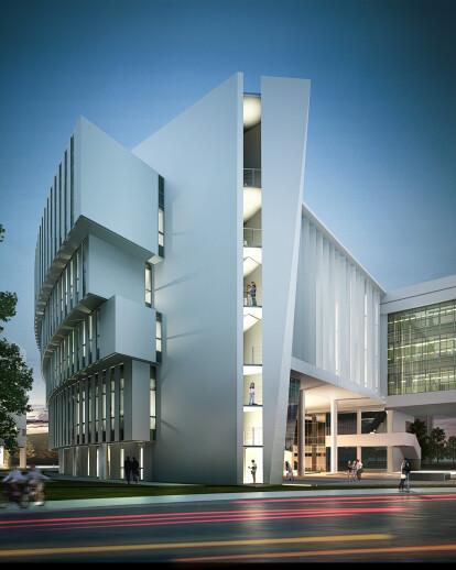 Florida International University - Stempel Complex