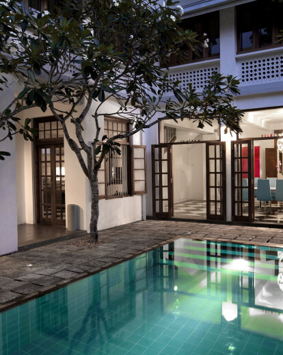 Norwegian Official Residence, Colombo