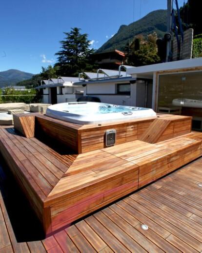 Home Spa, Lugano Switzerland
