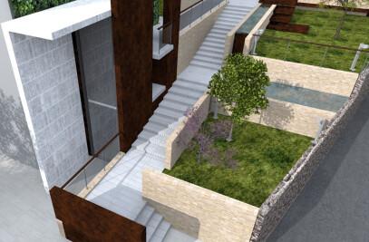 Riqualificazione ingresso Nord della città di Alcamo
