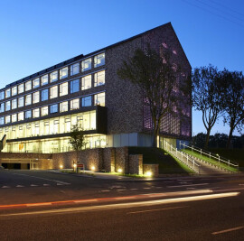 Building S, School of Business and Social Sciences, Aarhus University