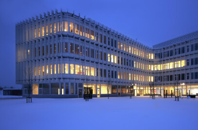 The House of Disabled People's Organisations - the world's most accesssible office building