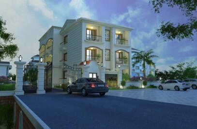 Horizons Casablanca - Signature Spanish Residences Sangolda  Goa