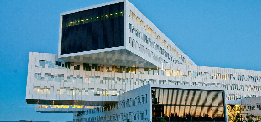 Statoil regional and international offices