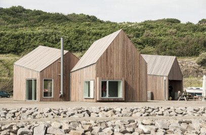 Hammerhavn - Master plan and multipurpose buildings