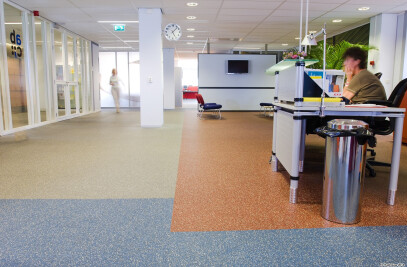 Neoflex 600 Series Resilient Rubber Flooring