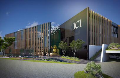 ICI Plant & Headquarters