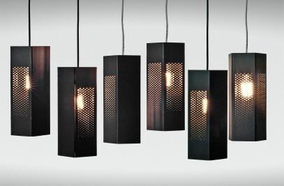 BLACK PENTA LAMPS