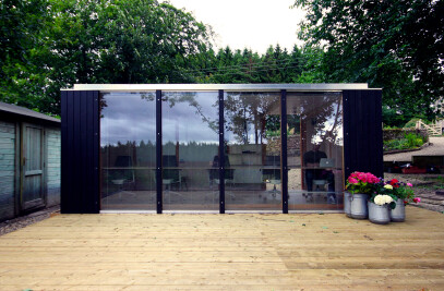 Modular office for 'The Northern Block'