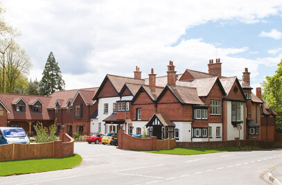 Hartwood House - care home, Lyndhurst, Hampshire