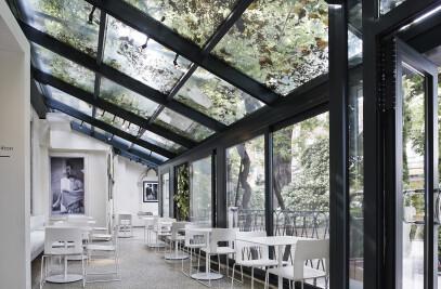 Peggy Guggenheim Cafè