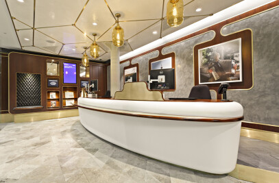 The Ticket Hall for The Eurostar