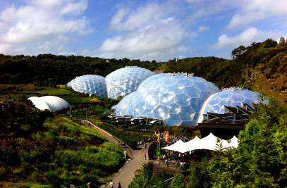 THE EDEN PROJECT PHASE 2