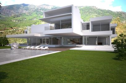BALUARTE. Luxury Villa. DOM3 PRIZE 2014. FINALIST PROJECT.