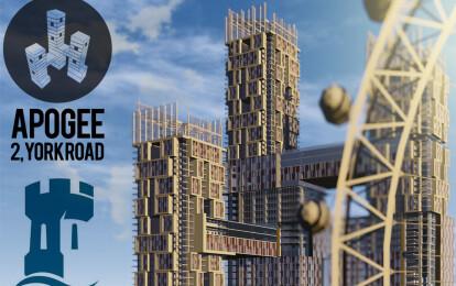Sustainable Tall Building Studio