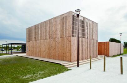 Temporary Information Centre