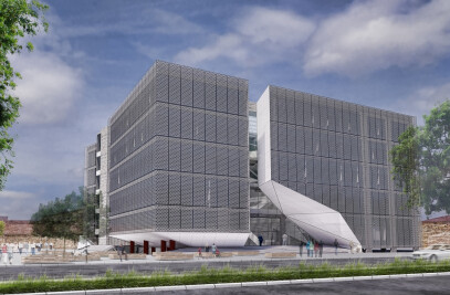 Adana Chamber Of Commerce Service Building