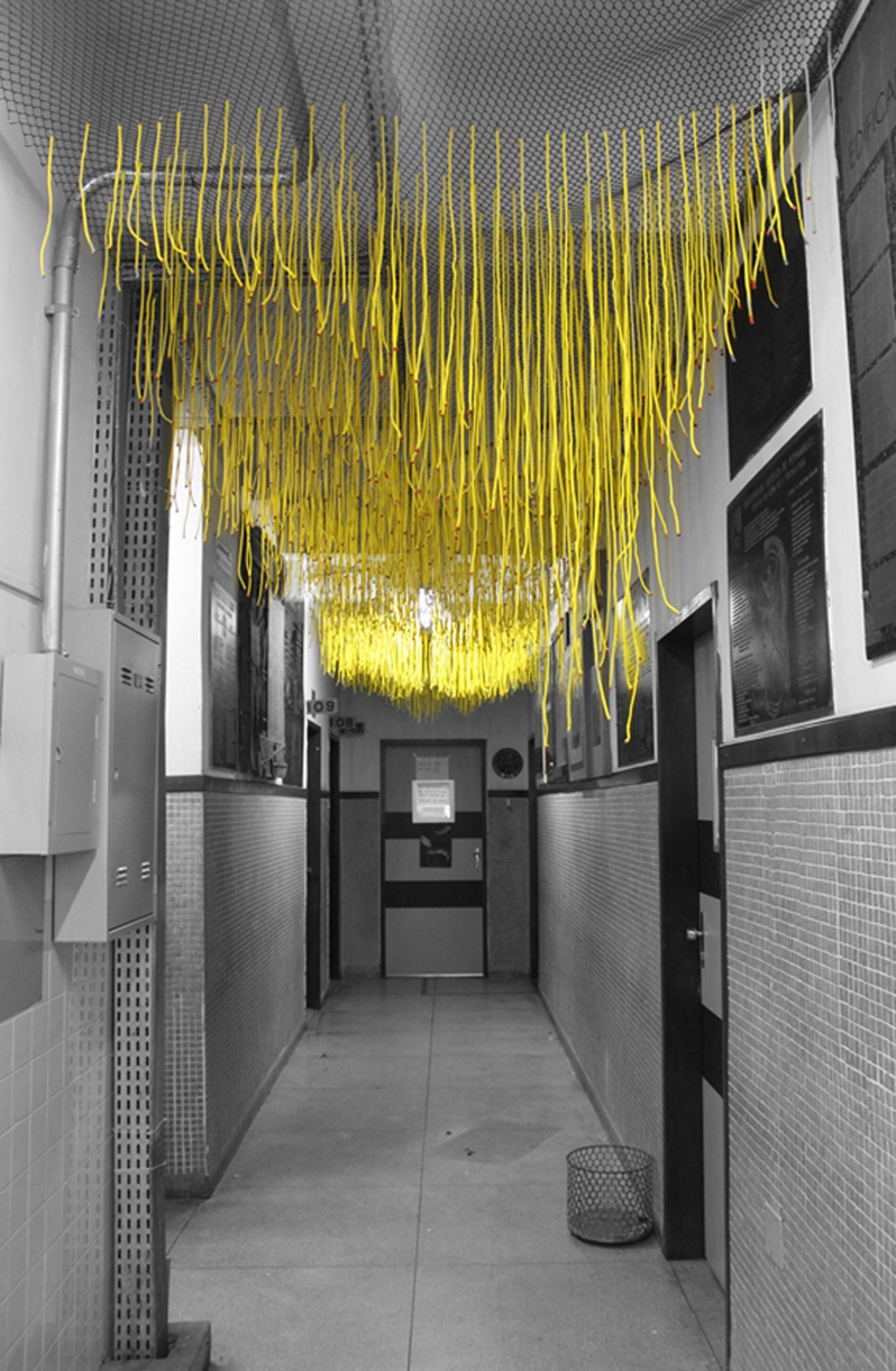 SONAR installation