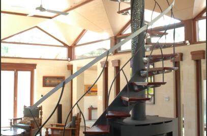 MCD Spiral Stair