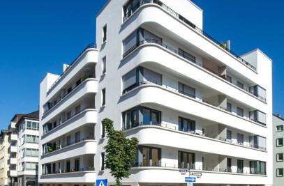 Residential Houses Sandweg, Frankfurt / Main