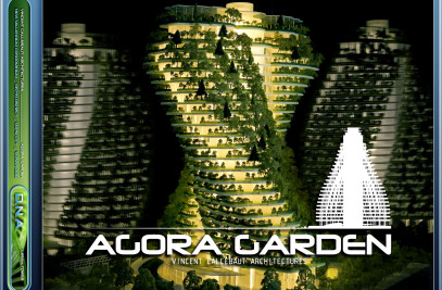 Agora Garden, A Sustainable Residential Tower